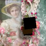 В окружении роз (лист-2)
