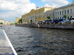 По Неве 4 июля 2013