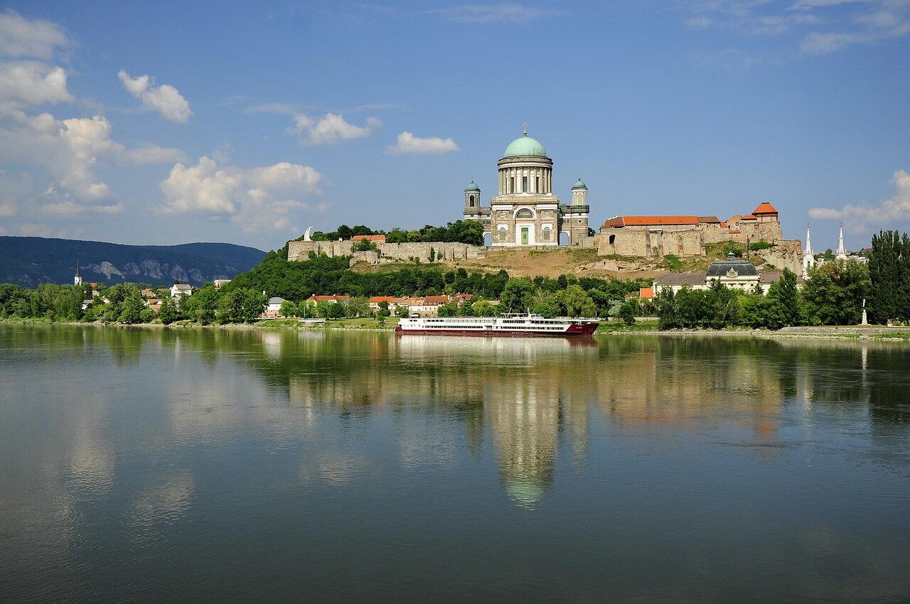На берегу Дуная