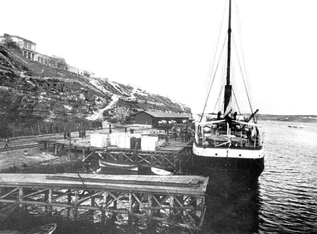 Константинопольская пристань