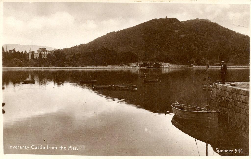 Замок Инверари, 1930
