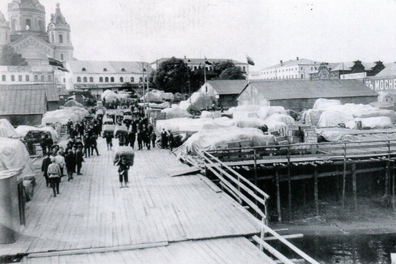 Сибирские склады Нижегородской ярмарки