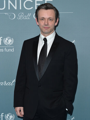 BEVERLY HILLS, CA - JANUARY 14: Actor Michael Sheen arrives to the 2014 UNICEF Ball Presented by Baccarat at the Regent Beverly Wilshire Hotel on January 14, 2014 in Beverly Hills, California. (Photo by Alberto E. Rodriguez/Getty Images)