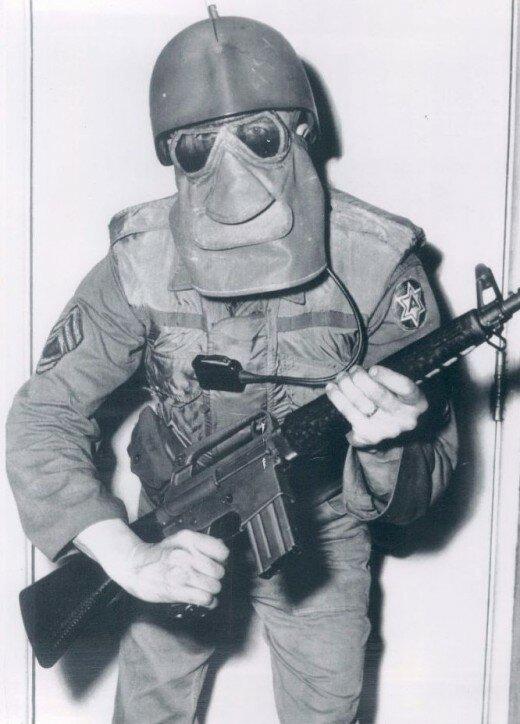Солдат будущего из 1959 года
