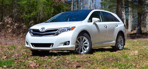 Toyota отзывает свыше тысячи Venza из страны