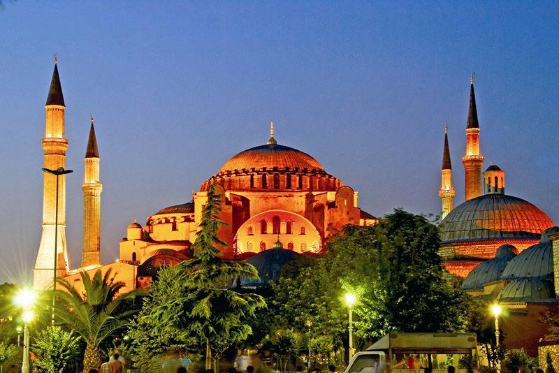 Достопримечательности Стамбула 2020 c фото описанием