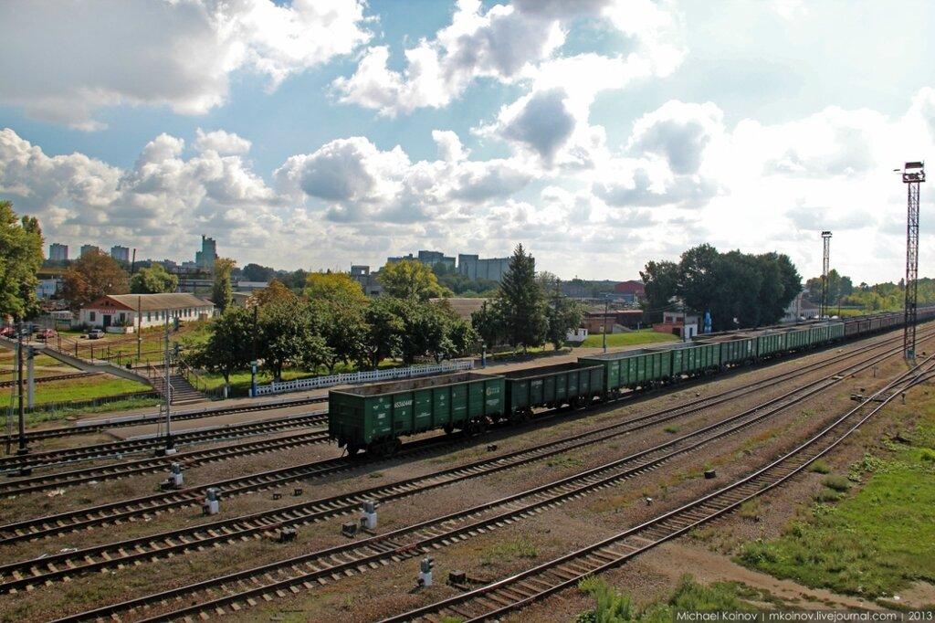 Ж.д. станция Крейда, Белгород