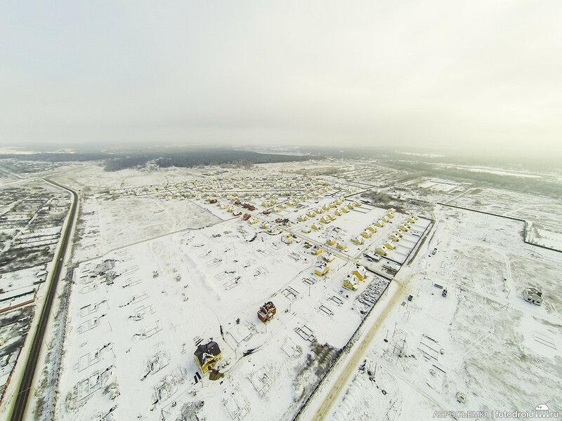 Ильинка ноябрь 2015