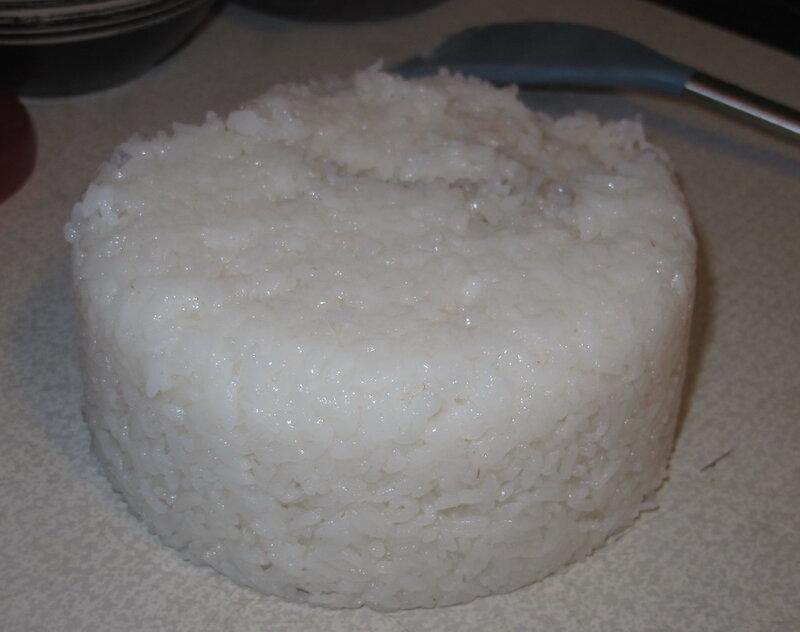 Рис для ролов