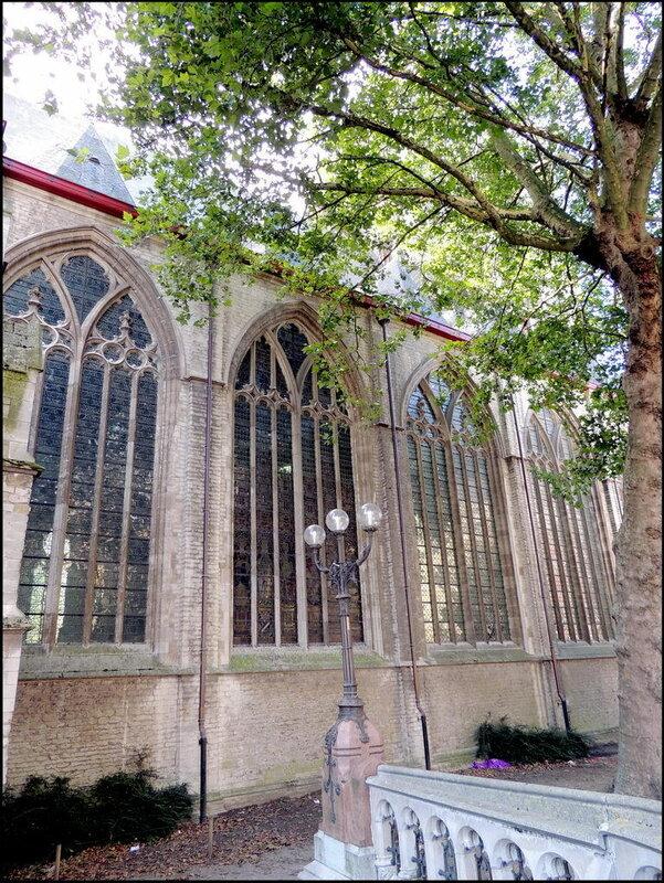 Gent 7823 Sint-Michielskerk