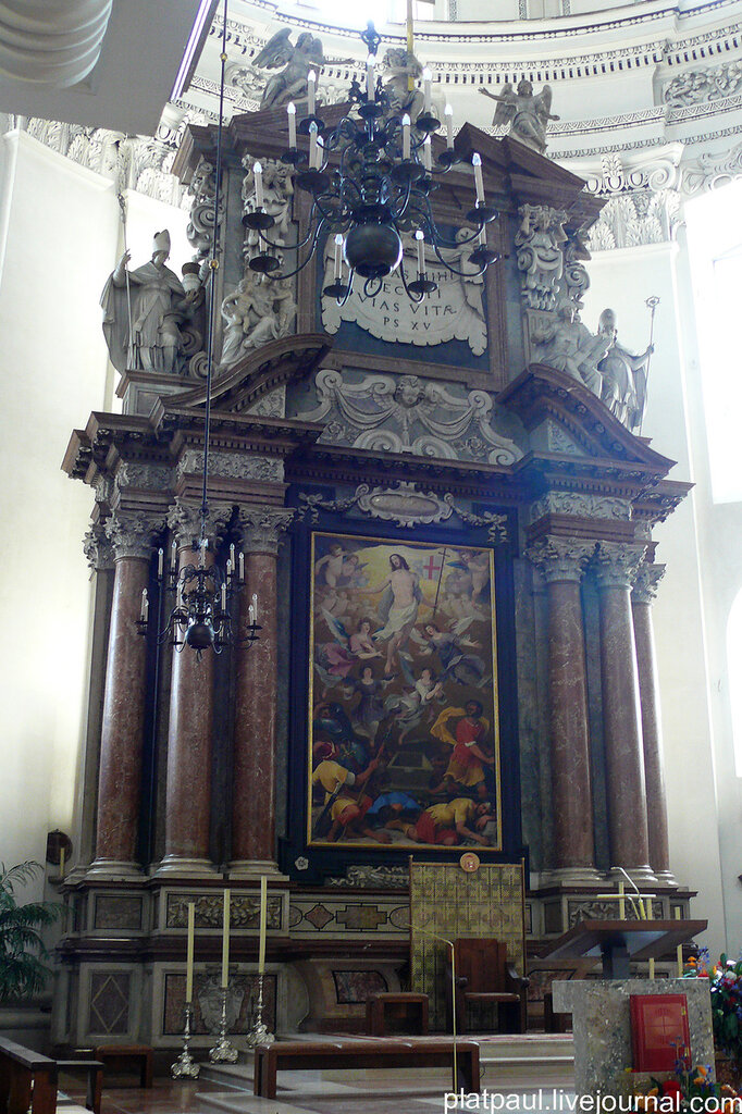 Кафедральный собор Зальцбурга