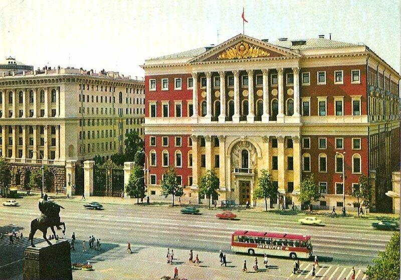 1978. Улица Горького.