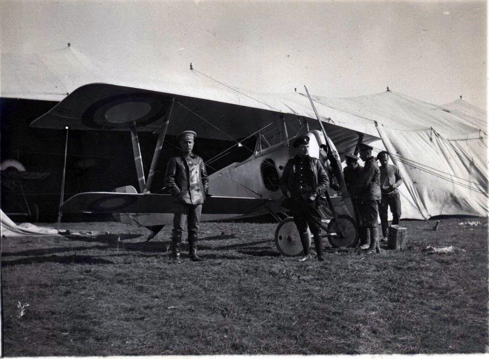 Авиаторы. Первая мировая война1.jpg