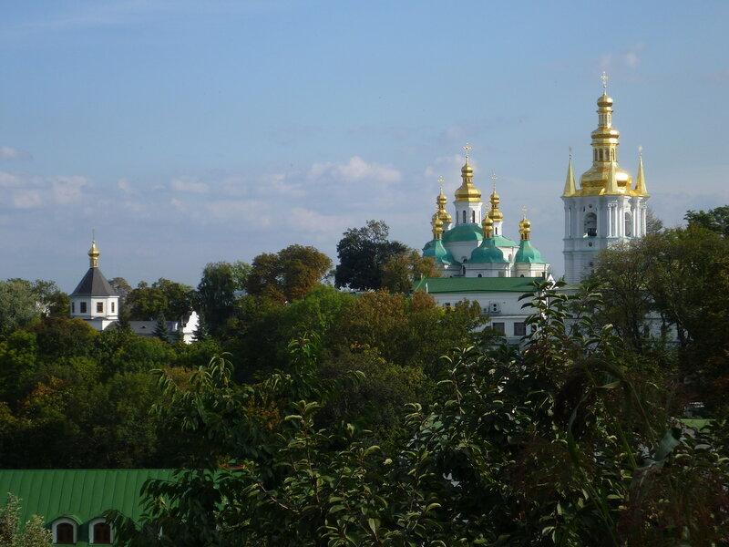 Украина. Киев. Киево-Печерская лавра. (Ukraine. Kiev. Kiev-Pechersk Lavra)