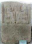 Стела надгробная Макарии, жены Каллимаха и дочери Масатиды. Iв.н.э.