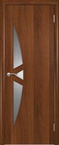 Виды дверей из ламината