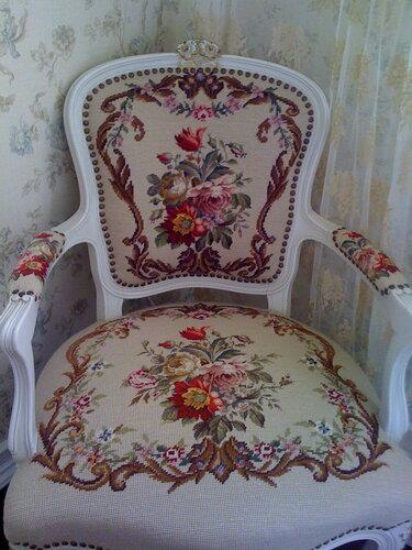 «Викторианские стулья с