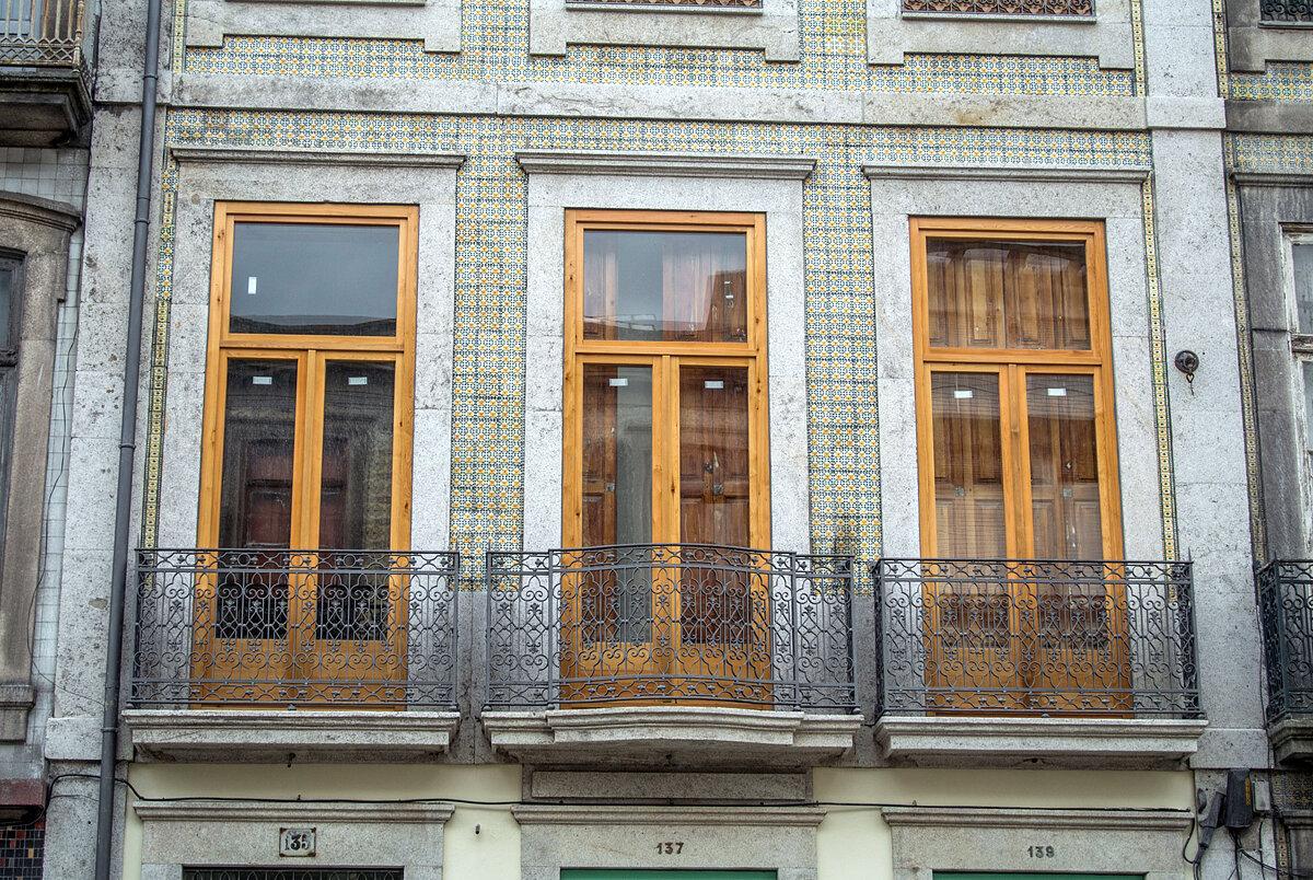 Португальские окна