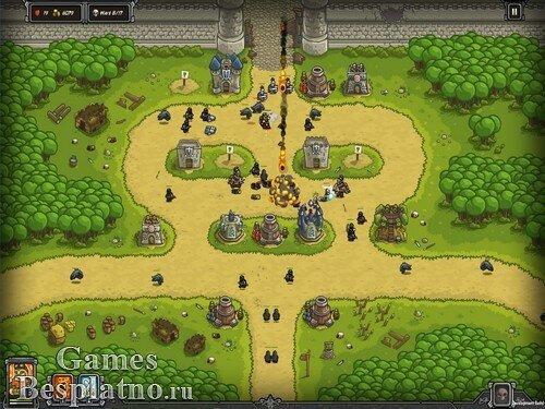 Kingdom Rush. Premium Version