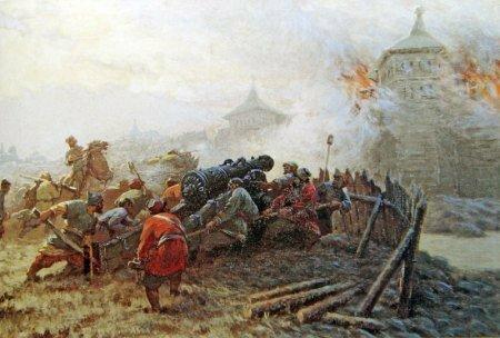 Кровавый штурм Казани