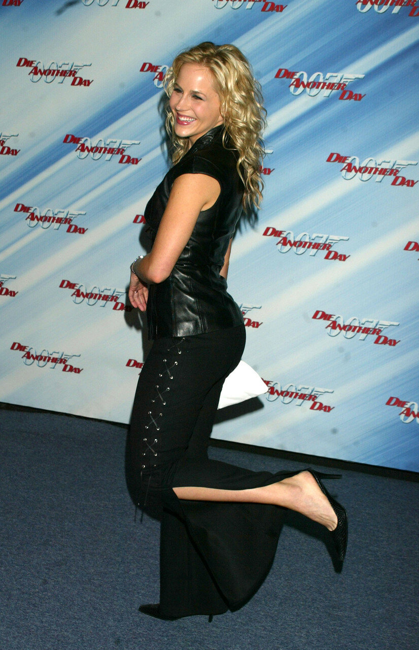 Die Another Day Premiere - Los Angeles