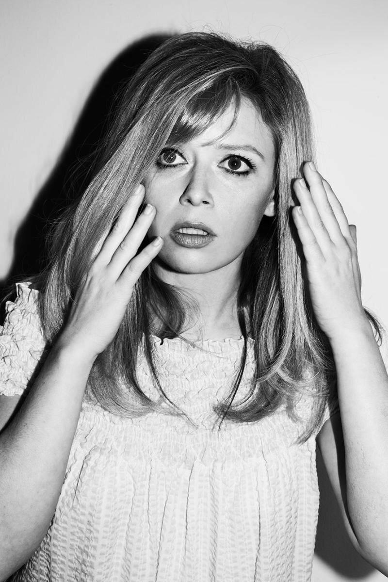 Наташа Лионни в образе Катрин Денев из фильма «Отвращение» (1965)