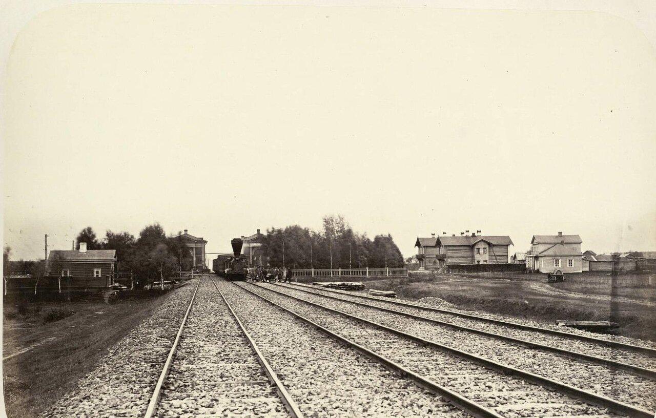 27. Станция Осташково