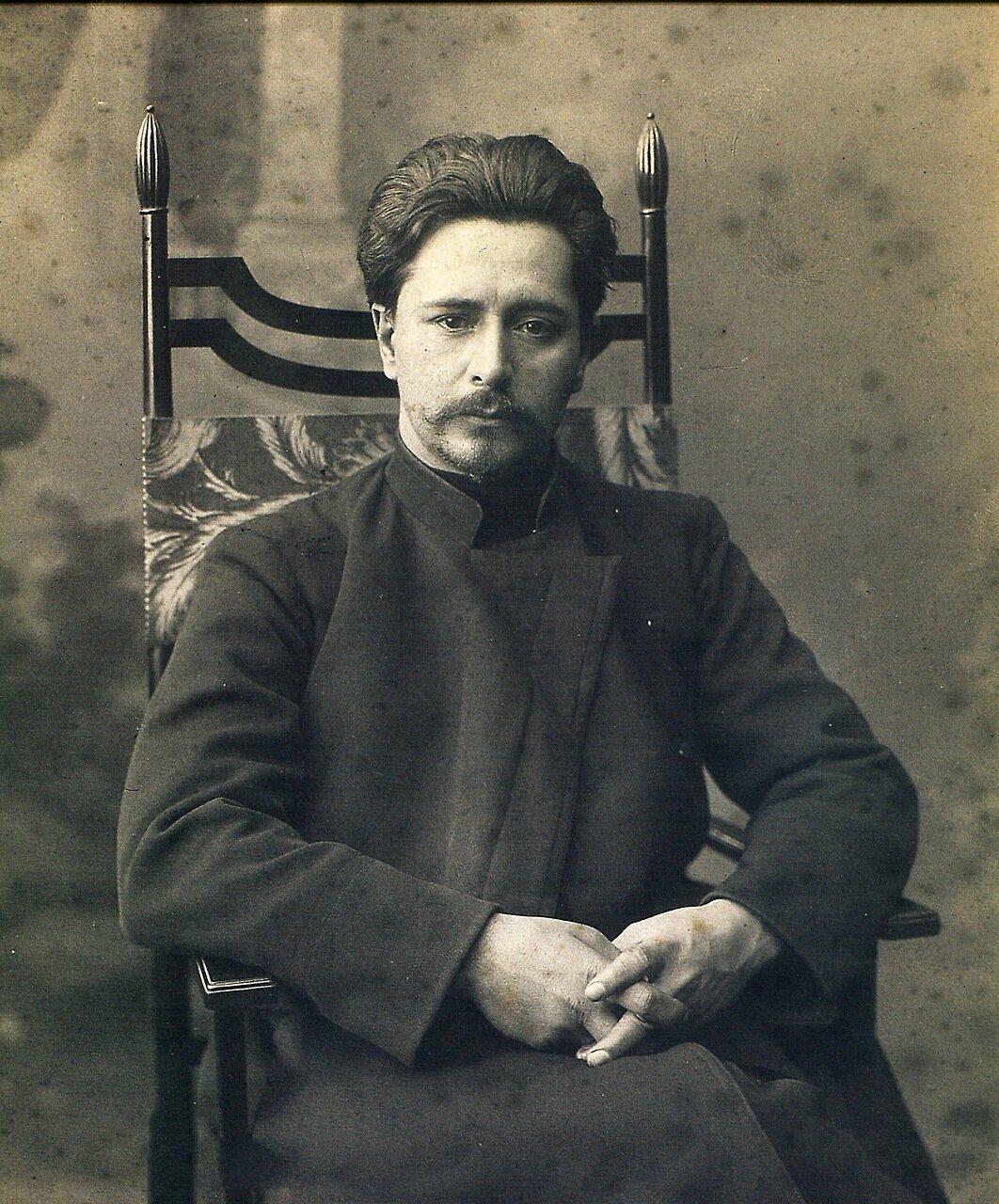 Леонид Андреев. 1902.