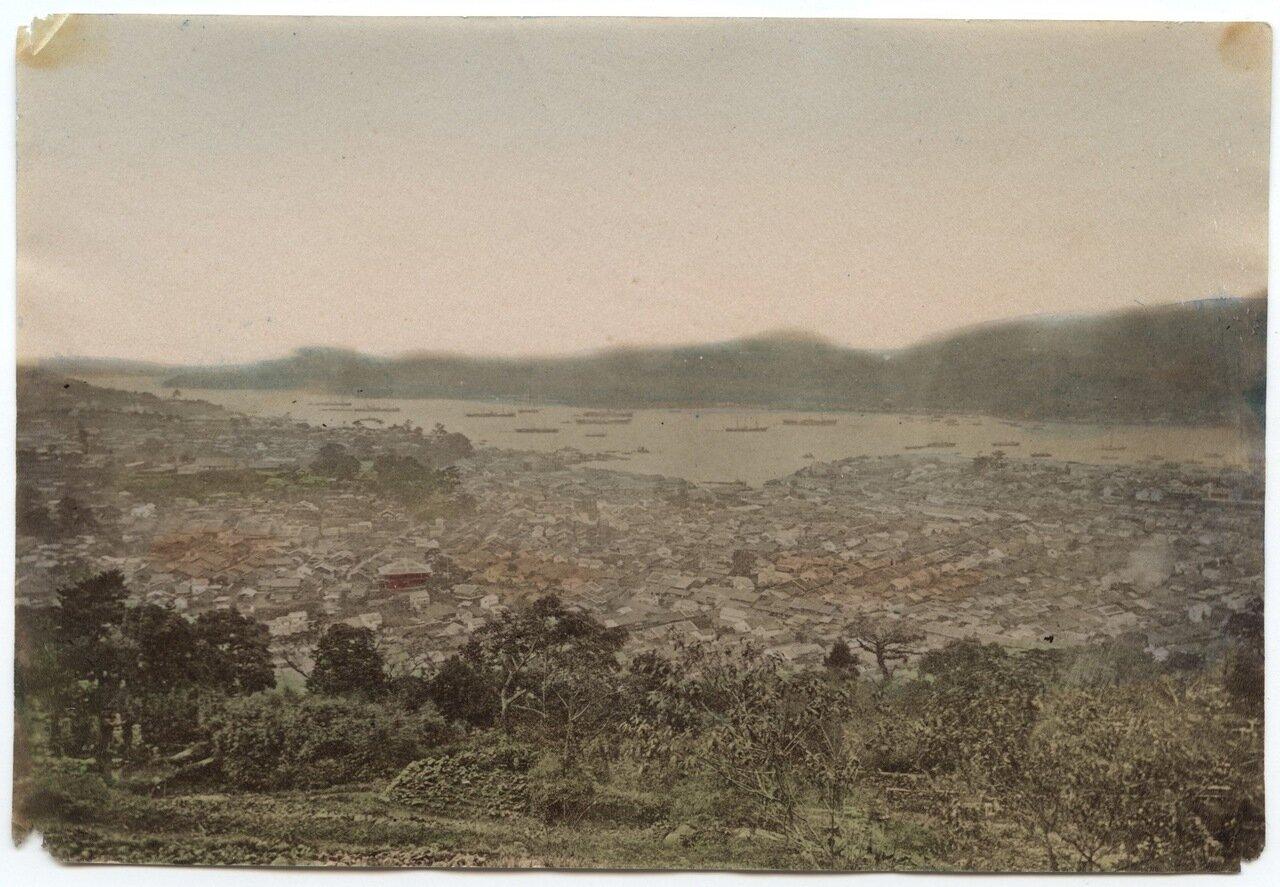 Нагасаки. 1890-х годов