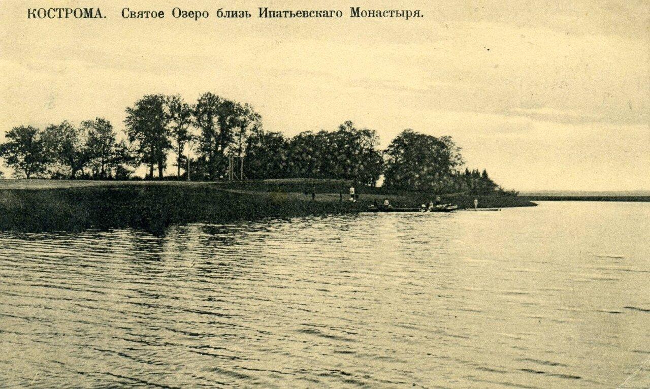 Святое озеро возле Ипатьевского монастыря