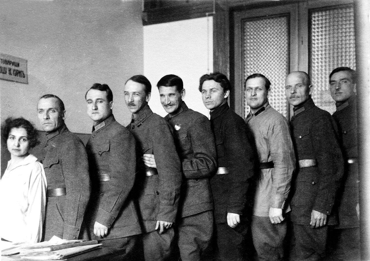 Академия РККА 1924 год