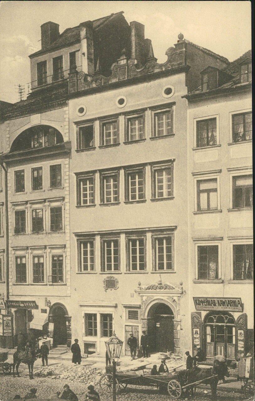 Староместская площадь. 1911