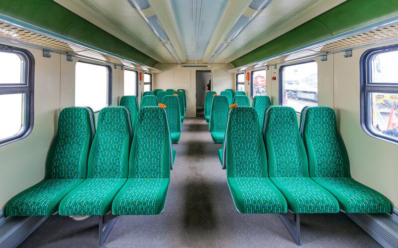 Пассажирский вагон нового поколения