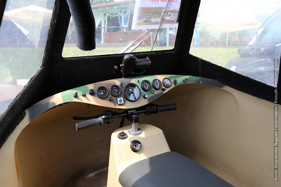 катер на воздушной подушке Neoteric Hovertrek 465LC
