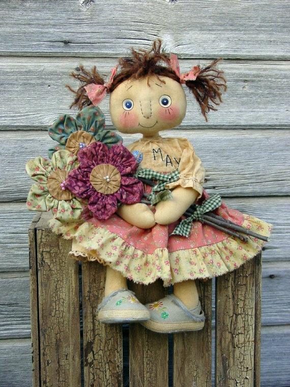 Куклы своими руками чердачные
