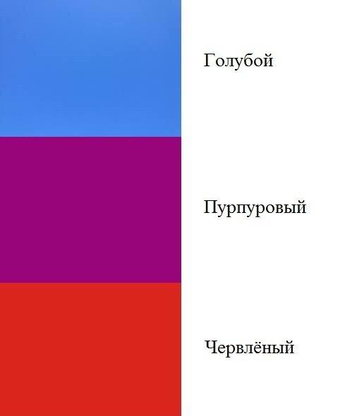 Червленый это какой цвет