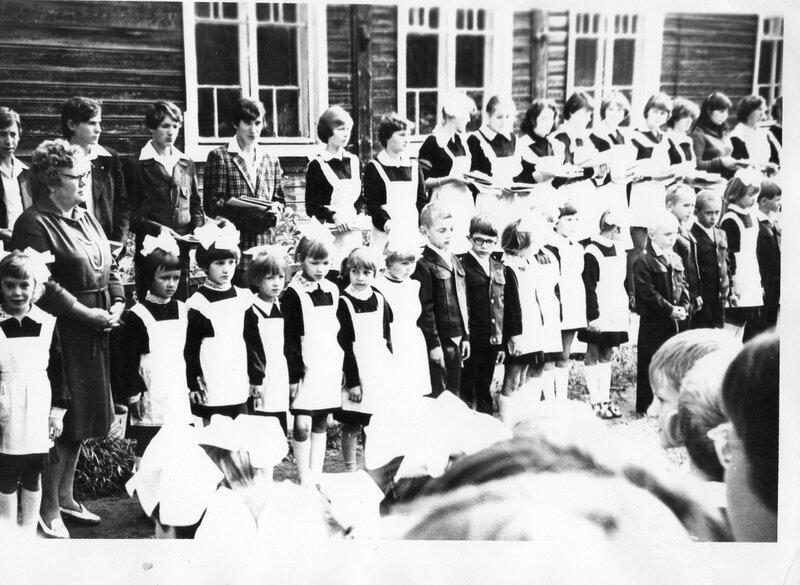 Выпускники 1991 г.