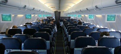 заказав авиабилеты онлайн вы обеспечите себе удобное место в самолете