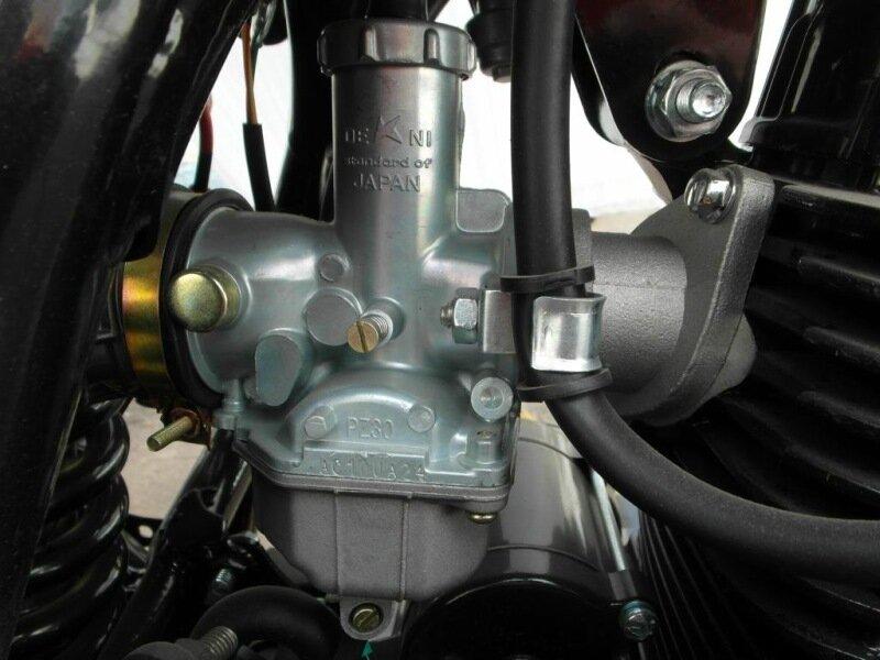 Мотоцикл Racer Rc200gy C2 Panther Инструкция