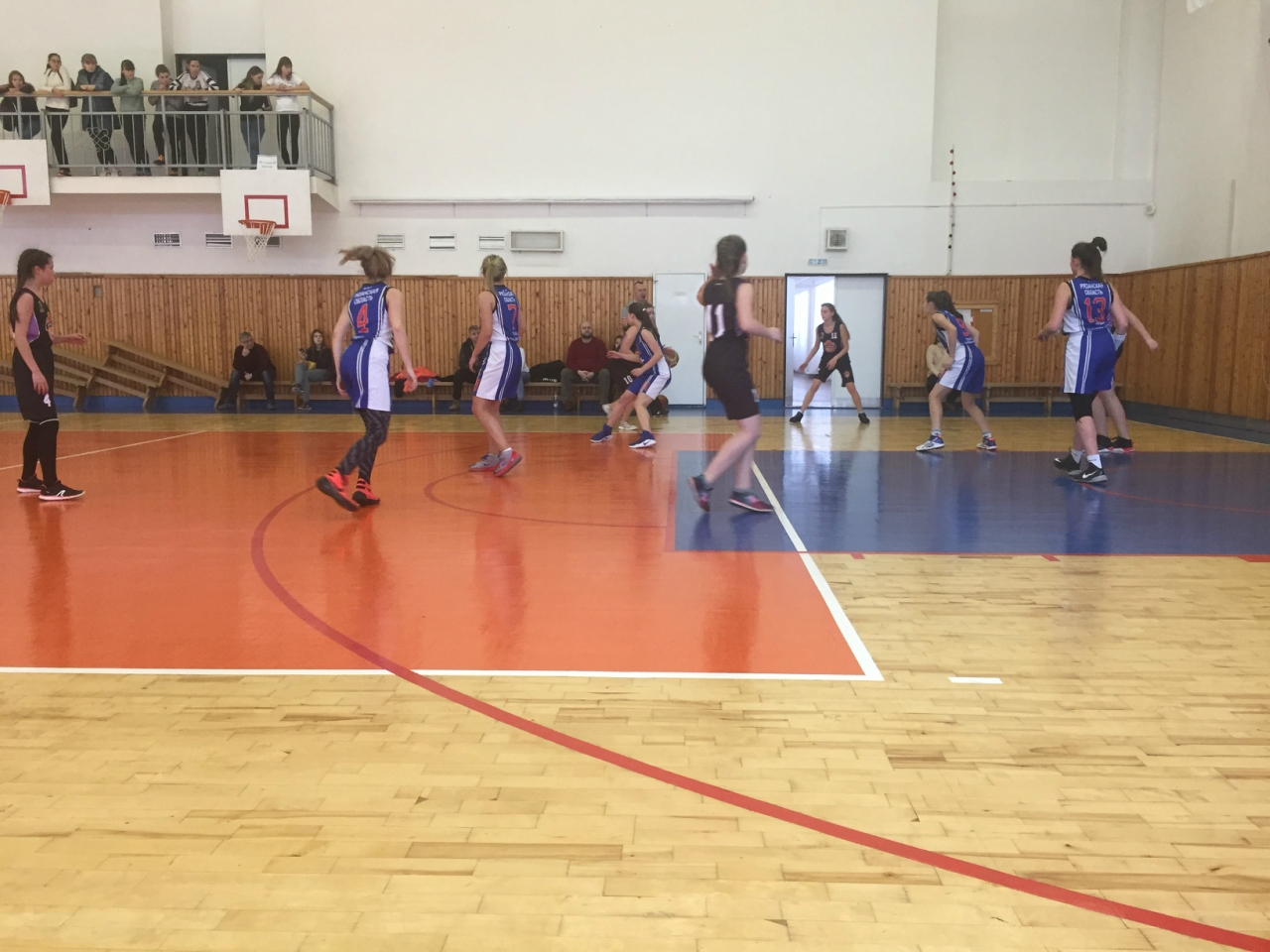 14 января 2018 года возобновились игры первенства Рязанской области по баскетболу среди девушек «Детская лига»