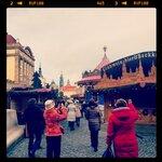 Дрезден. Рождественская ярмарка