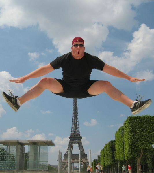 Фото сделаное в Париже