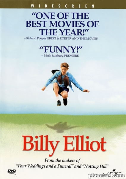 Билли Эллиот / Billy Elliot (2000/BDRip/HDRip)