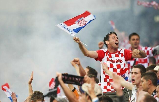 Игор Штимац, Нико Ковач, Сборная Хорватии по футболу, квалификация ЧМ-2022, болельщики