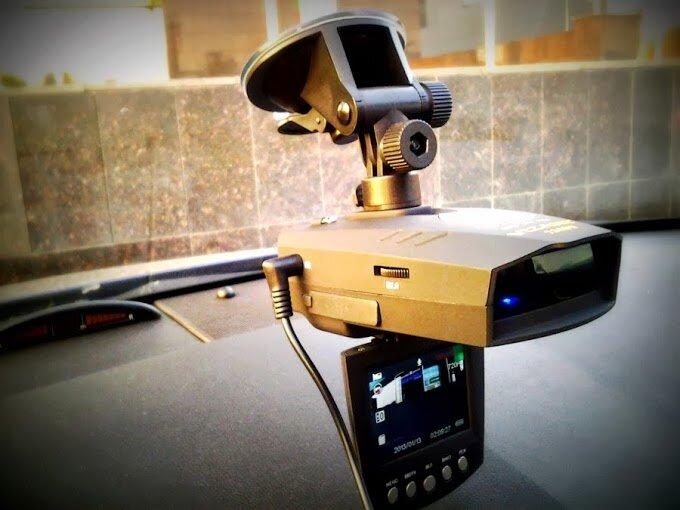 Тест видеорегистратора Vizant-730 ST