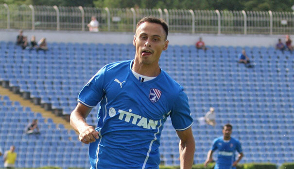 Футболист Владимир Коробка