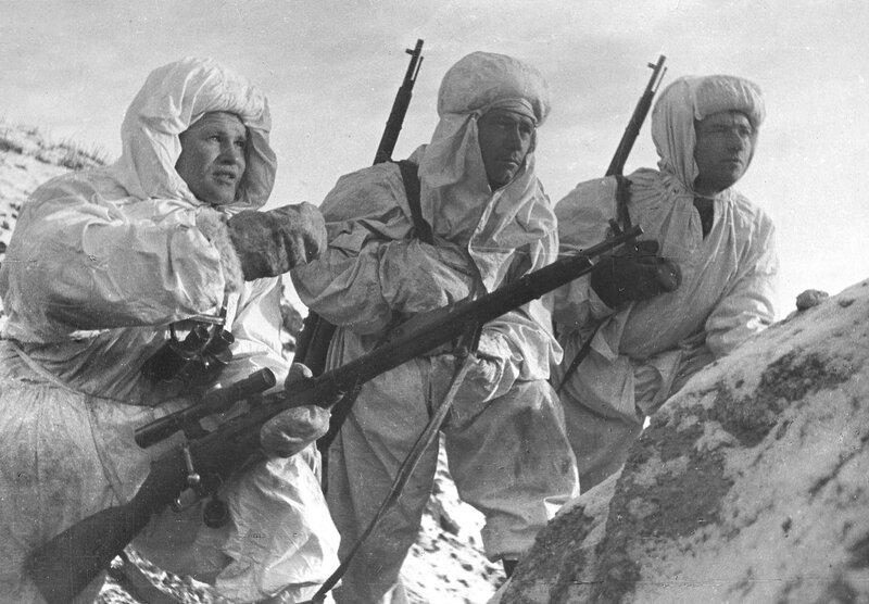 Сталинградская битва. 244 ФОТО. Часть 1.