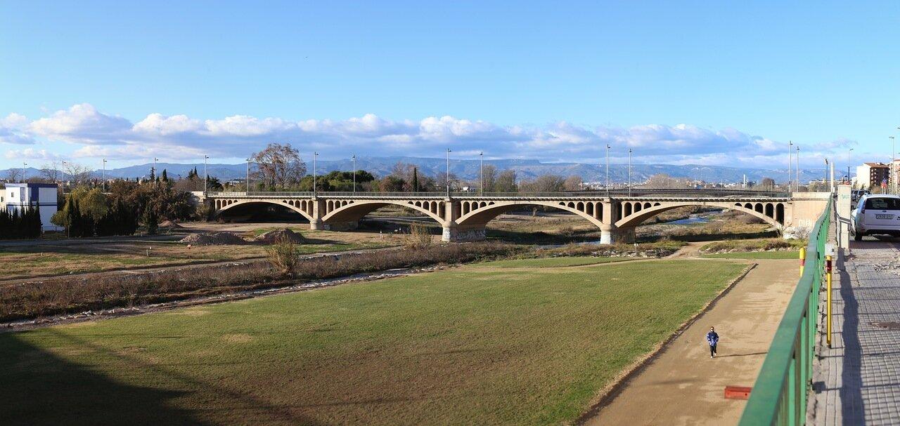 Таррагона. Мост Санта Тесла