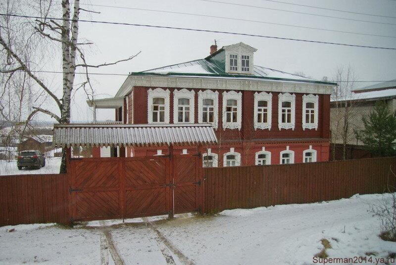 Музей-усадьба фабриканта Думнова