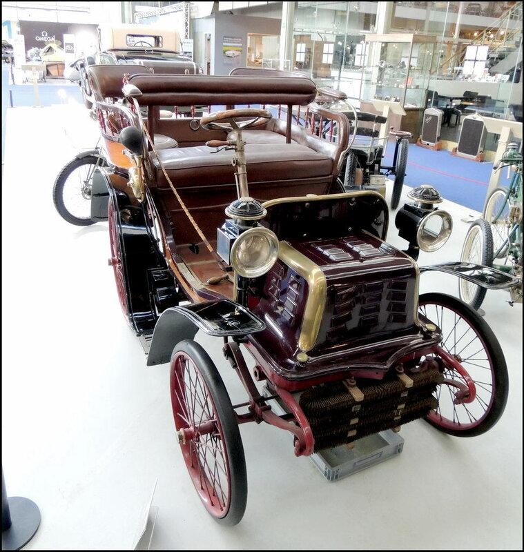 Autoworld 8062 FN Phaeton 1901